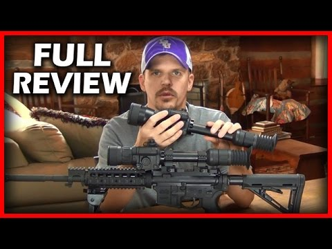 UPDATED  Sightmark Photon XT Digital Night Vision Riflescope Review