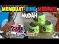 MEMBUAT RING/GELANG MERPATI KESAYANGAN