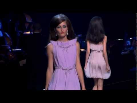 Christian Dior Cruise 2011 Full Fashion Show