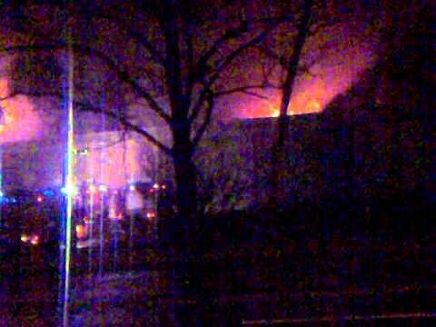 Pożar Hali Ludowej W Zielonej Górze 26 01 2011 004 1