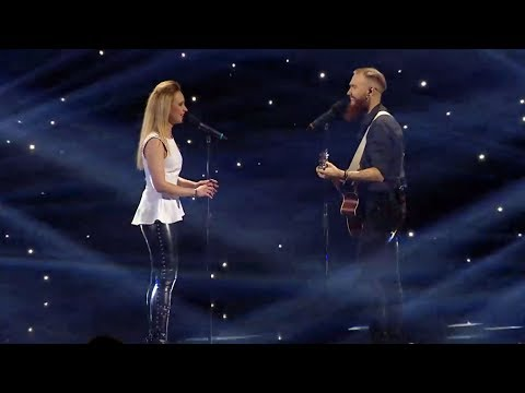 "KATTIE & ARTURS GRUZDIŅŠ - Shallow (from ""A Star Is Born"" movie) (Live @ X Faktors Latvija 2018)"