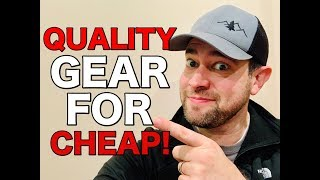 Best Backpacking Gear To Get You Started - Ultralight and Ultracheap!!