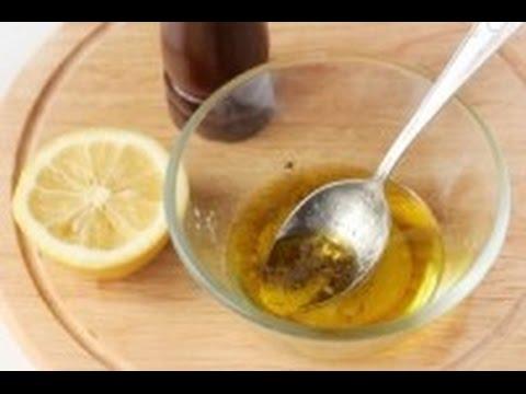 3 ст ложки оливкового масла - 1 ст ложка лимонного сока или яблочного уксуса - 1 ч ложка горчицы - 7 ст ложек сметаны