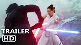 "STAR WARS 9 ""Rey dominates Kylo"" Trailer (NEW 2019)"