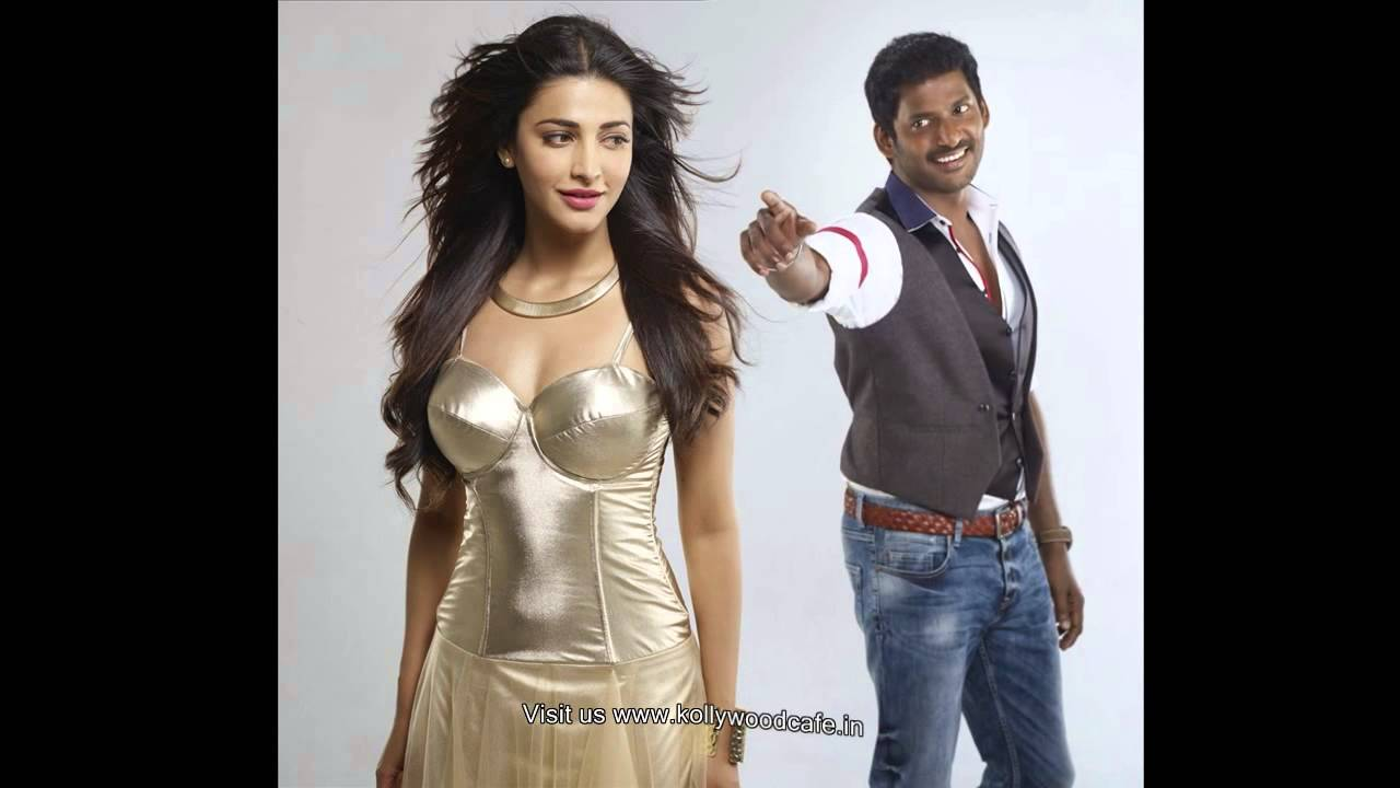 Vishal Shruthi Haasan in