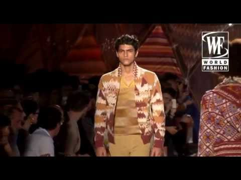 Missoni Spring-Summer 2015 Show Mens Collection Milan