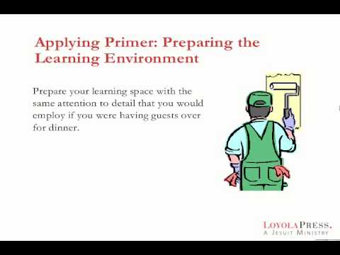 Part 1 - Section 5: Preparing the Learning Environment: (6/15)