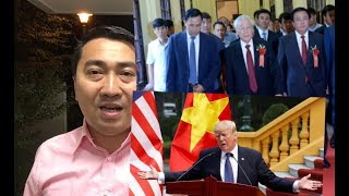 Việt Nam, Hoa Kỳ nâng đối tác - Bắc Kinh, Hà Nội hạ kết giao