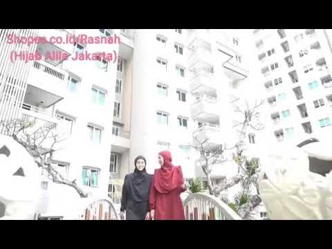Yuhuu Berenang Asik Ala Hijab Alila Tetap Syar'i