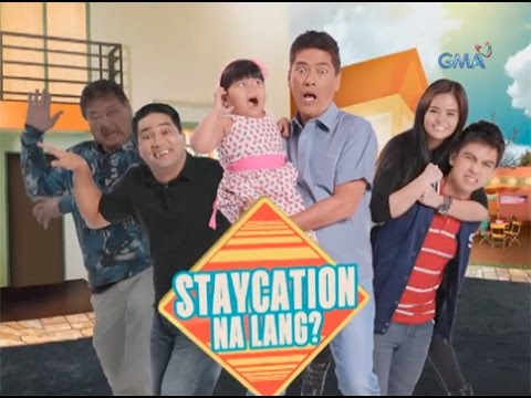 Vampire ang Daddy Ko Ep. 115: Baguio road trip o staycation?