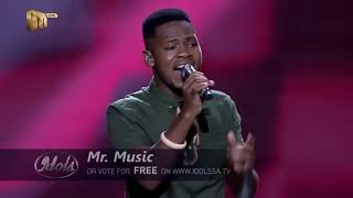 Top 8  Mr Music – 'Ngempela' – Idols SA   S16   Live Shows   Mzansi Magic