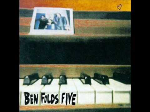 Best Imitation of Myself- Ben Folds Five