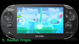 My Top 10 PS Vita Games