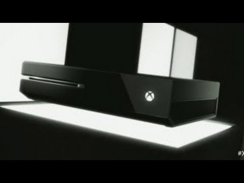 XBOX ONE Console Reveal! - Microsoft New Xbox Controller & Kinect!