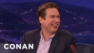 What Makes Pete Holmes Laugh Out Loud?  - CONAN on TBS