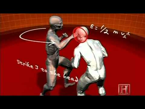 The Human Weapon  Savate Street Fighting Directe Fouette Directe Image 1