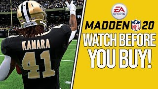 The 5 BEST & WORST Things About Madden 20 - Official Review