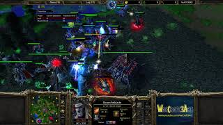 120(UD) vs Moon(NE) - WarCraft 3 Frozen Throne - RN3864