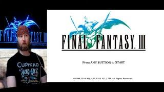 Final Fantasy III LIVESTREAM