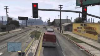 Grand Theft Auto İ Car Crashes Gta 3 Araba Kazaları)