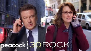 30 Rock - Jack And Liz's New York Commute