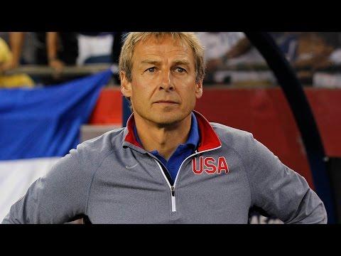 Jurgen Klinsmann and U.S. Soccer in dire straits