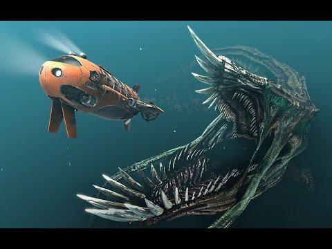 Top 5 Real Sea Monsters
