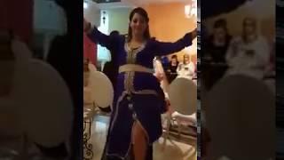 رقص خطير على الشعبي في عرس مغربي