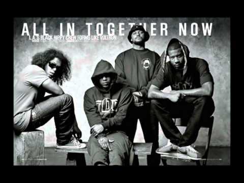 Kendrick Lamar - Swimming Pools (Black Hippy Remix)