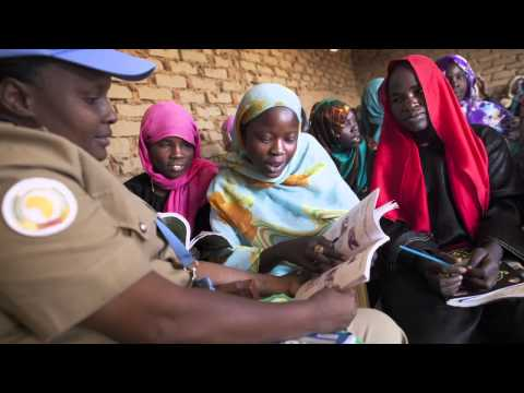 English Lessons for Displaced Women