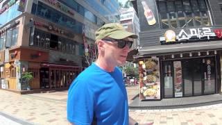 Air Raid Sirens in Korea [GoPro Hero2 and QuikPod]