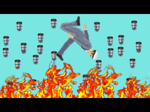 IMPOSSIBLE LEVELS HOT SAUCE CHALLENGE! (Happy Wheels)