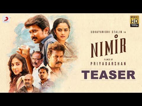 Nimir - Official Teaser | Udhayanidhi Stalin, Samuthirakani | Namitha Pramod, Parvatii Nair