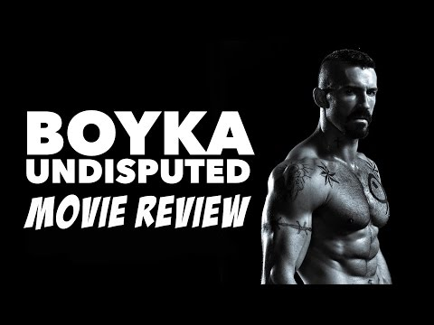 Boyka Undisputed 4 Movie Review