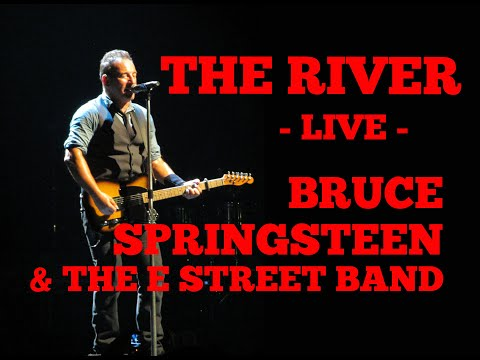 Bruce Springsteen - The River (live in Turku)