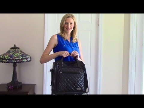 Travelon Wheeled Underseat Carry On Bag Review