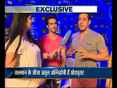 Salman Khan's Exclusive Interview With India Tv video