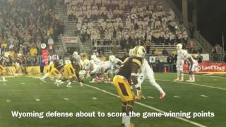 Wyoming vs. Boise State highlights