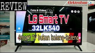 REVIEW LG SMART TV 32LK540