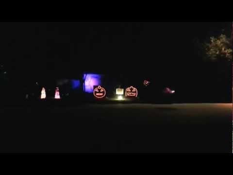 Hooper Holiday Hoopla Halloween 2012 Addams Family