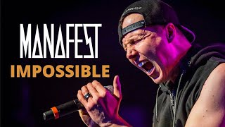 Клип Manafest - Impossible ft. Trevor McNevan
