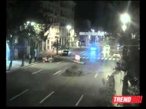 Видео подборка аварий в Баку