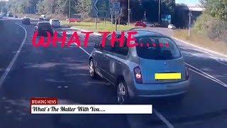 Random Knuckleheads & Encounters. Caught On UK Dash Cam #17