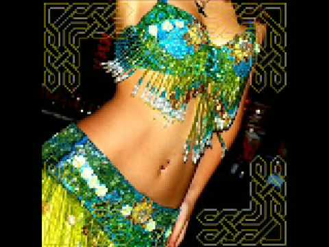 Arabic-bellydance video