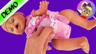 Baby Born panenka | Co je všechno v nové sadě? | Ukázka