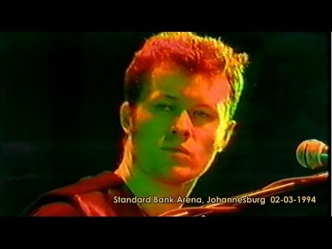 a-ha live - The Blood That Moves the Body (HD) - Standard Bank Arena, Johannesburg - 02-03-94