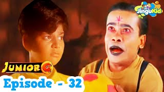 Junior G Episode 32 - Hindi | Popular SuperHero Show | Best TV Series For Kids | ज्युनियर जी कड़ी-32