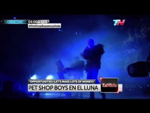 Pet Shop Boys Argentina 2013 Full Hd La Viola video