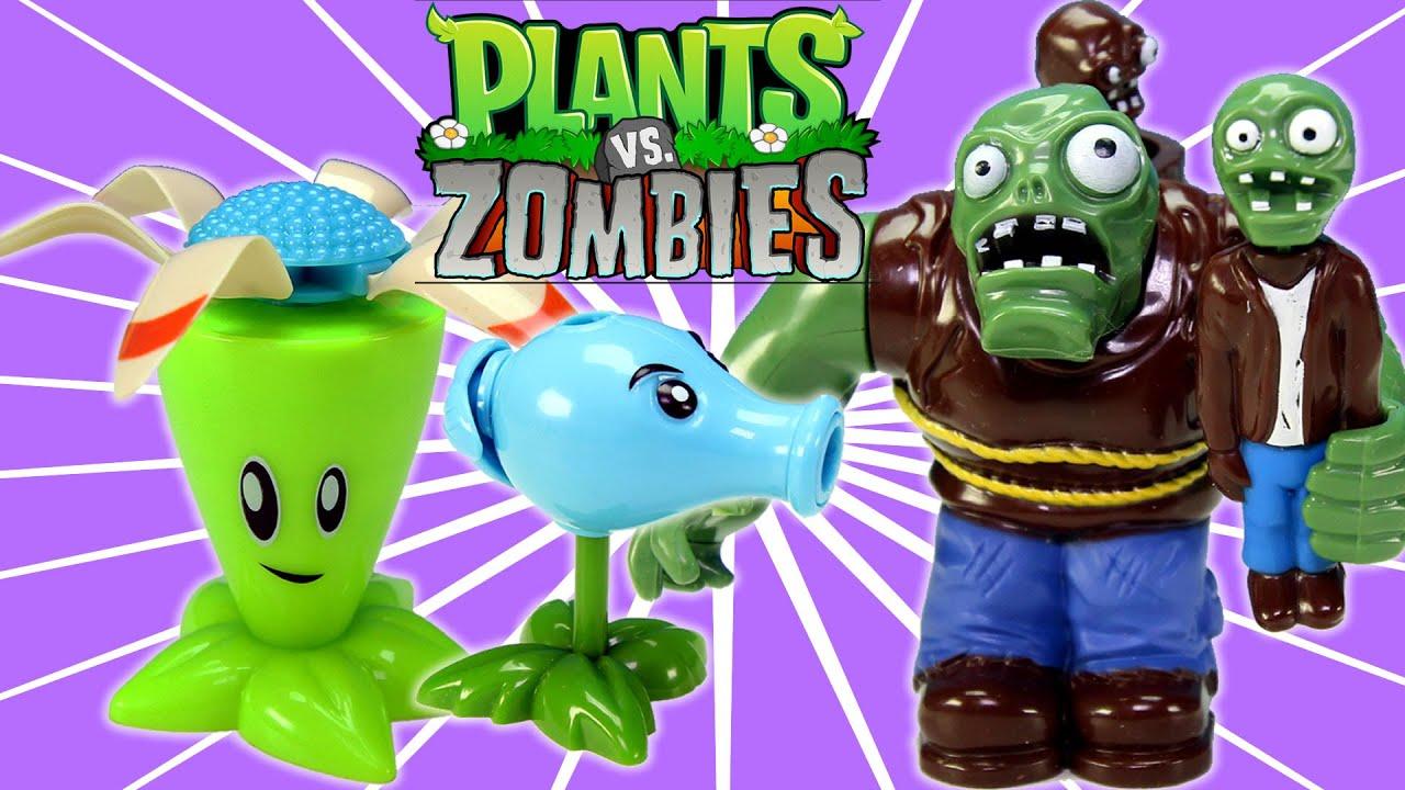 Как сделать игрушечных зомби