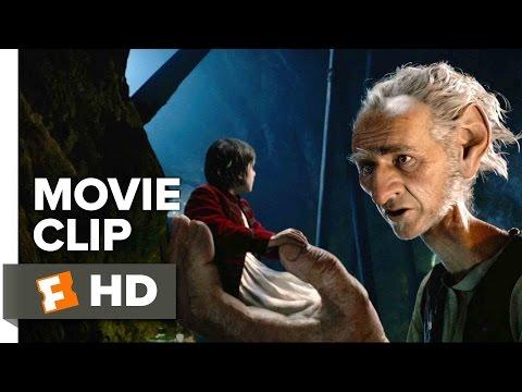 The BFG Movie CLIP - I Catch Dreams (2016) - Steven Spielberg Adventure HD